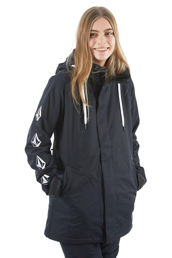 Volcom Westland Insulated Women's Ski/Snowboard Jacket S Black