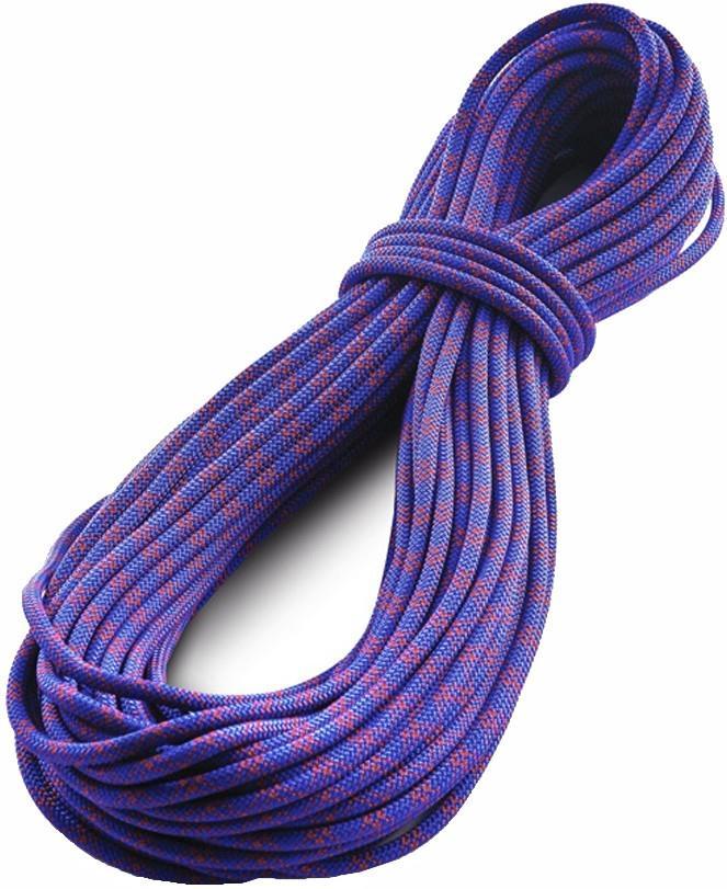 Tendon Ambition Rock Climbing Rope 50m x 8.5mm Blue/Purple
