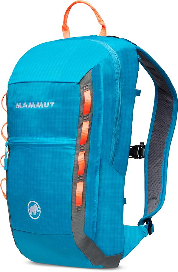 Mammut Neon Light Climbing Backpack/Rucksack, 12L Ocean