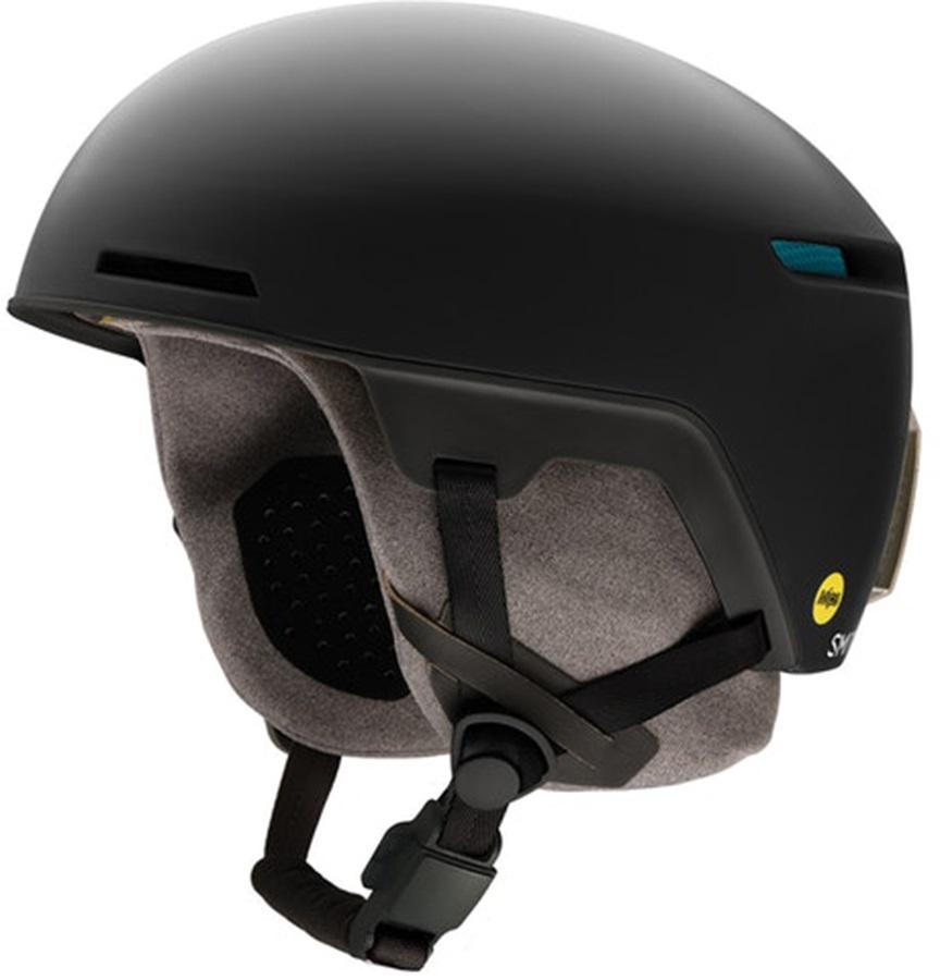 Smith Code MIPS Ski/Snowboard Helmet, S Matte Black