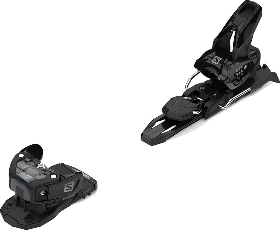 Salomon Warden MNC 11 Ski Bindings, 100mm Black