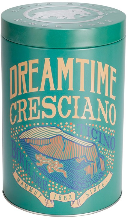 Mammut Pure Collectors Box Dreamtime Climbing Chalk, 230g Green
