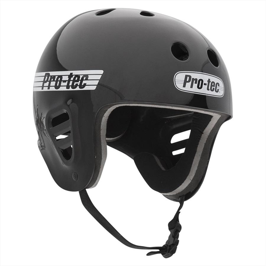 Pro-tec Classic Full Cut Watersports Helmet, S Black W/ Clip 2021
