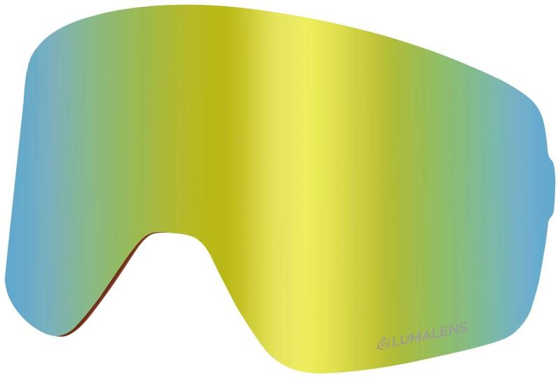 Dragon NFX2 Ski/Snowboard Goggles Spare Lens, LumaLens Gold Ion