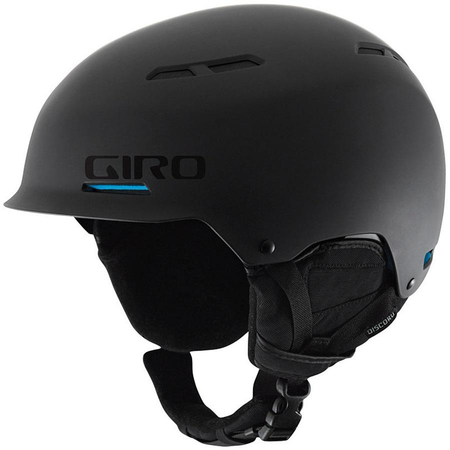 Giro Discord *Ex-Display* Ski/Snowboard Helmet, S Matte Black