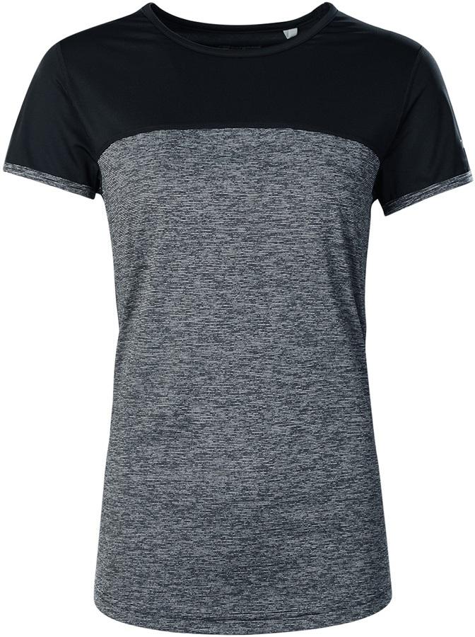 Berghaus Voyager Tech Women's Short Sleeve T-Shirt UK 8 Carbon