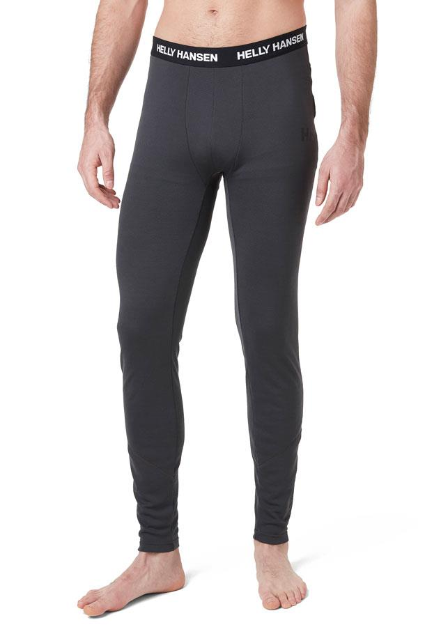 Helly Hansen HH Lifa Active Pant Baselayer Bottoms XL Ebony