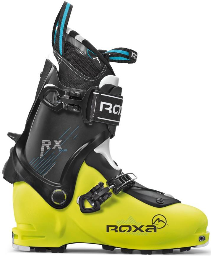 Roxa RX Tour Ski Boots, 28/28.5 Neon/Black/White 2022