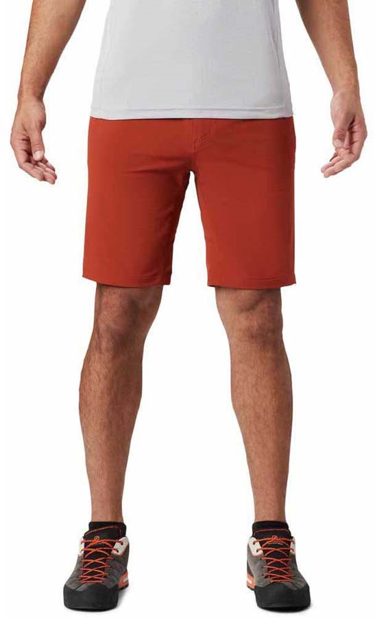 Mountain Hardwear Chockstone Pull On Short Hiking Shorts, M Rusted