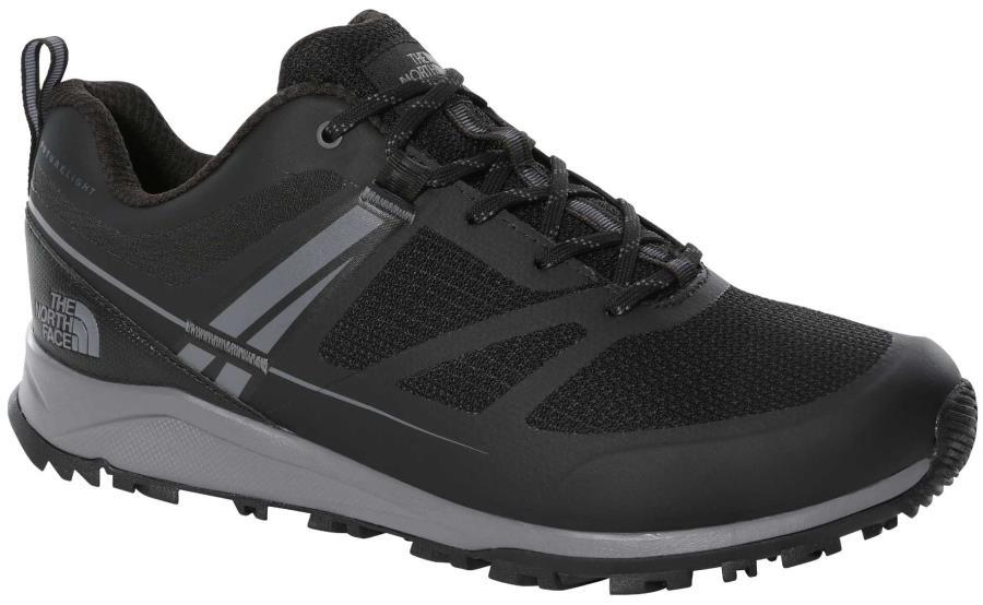 The North Face Litewave FutureLight Walking Shoes, 7 Black