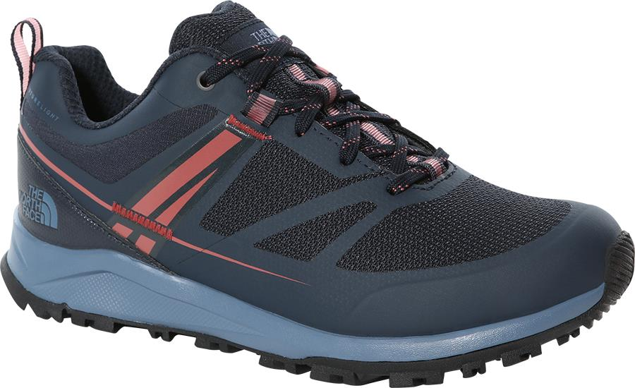 The North Face Litewave FutureLight Women's Hiking Shoes, UK 4 Navy