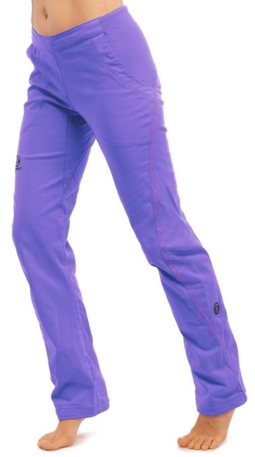 3rd Rock Womens Skat Trousers Women's Climbing Pants , L Iris