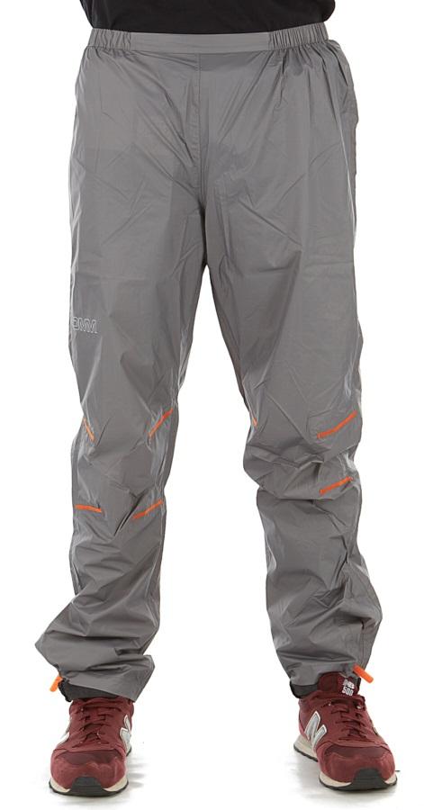 OMM Adult Unisex Halo Pant Waterproof Trousers, S Grey