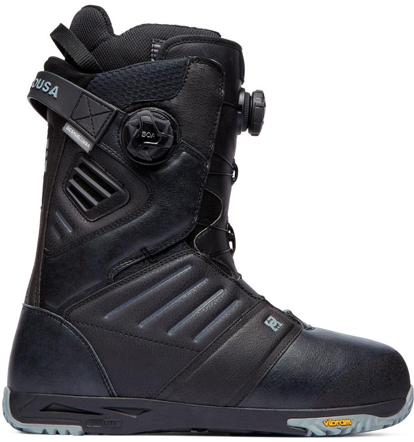 DC Judge Boa Snowboard Boots, UK 10 Black 2020