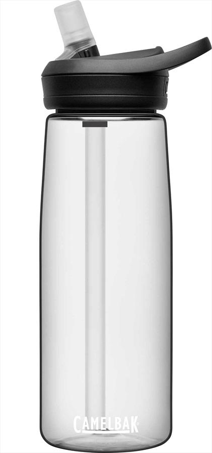 Camelbak Eddy+ Spill-Proof Water Bottle, 750ml Clear
