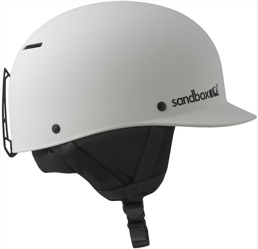 Sandbox Classic Snow 2.0 Ski/Snowboard Helmet S Matte White