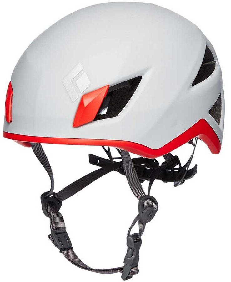 Black Diamond Vector Climbing Helmet, S/M Alloy-Octane