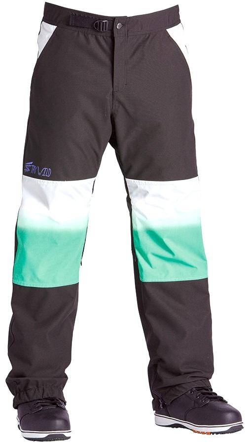 Airblaster Elastic Boss Ski/Snowboard Pants, L Max Warbington
