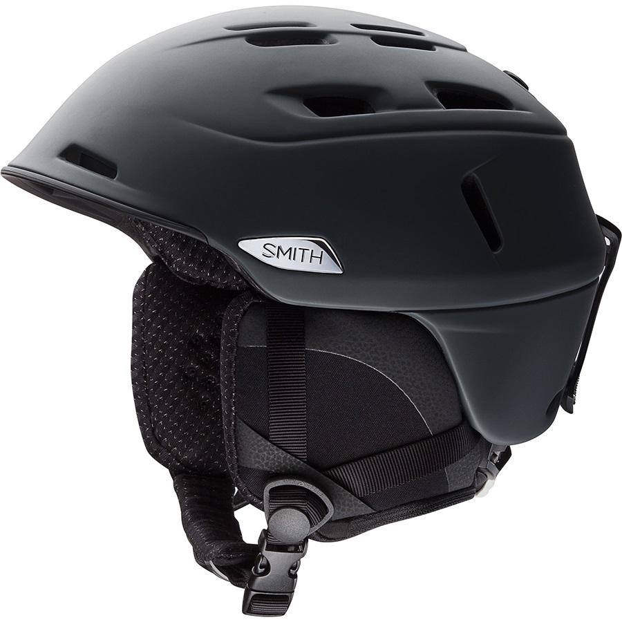 Smith Camber Snowboard/Ski Helmet S Matte Black