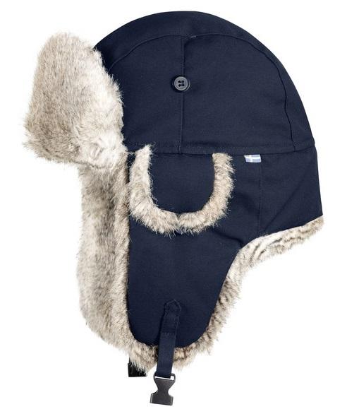 Fjallraven Singi Heater Insulated Winter Hat, M Dark Navy