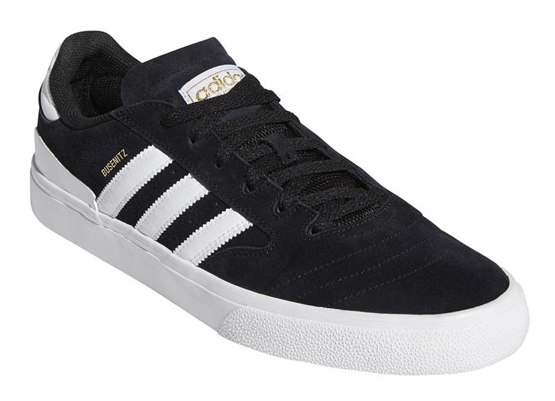 Adidas Busenitz Vulc II Men's Trainers/Skate Shoes UK 10.5 Black/White