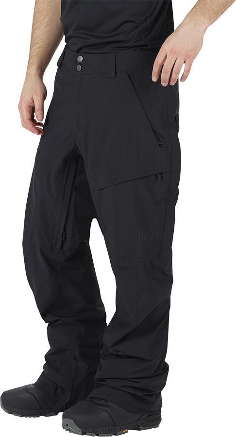 Burton [ak] 2L Swash Gore-Tex Ski/Snowboard Pants, M True Black 2022
