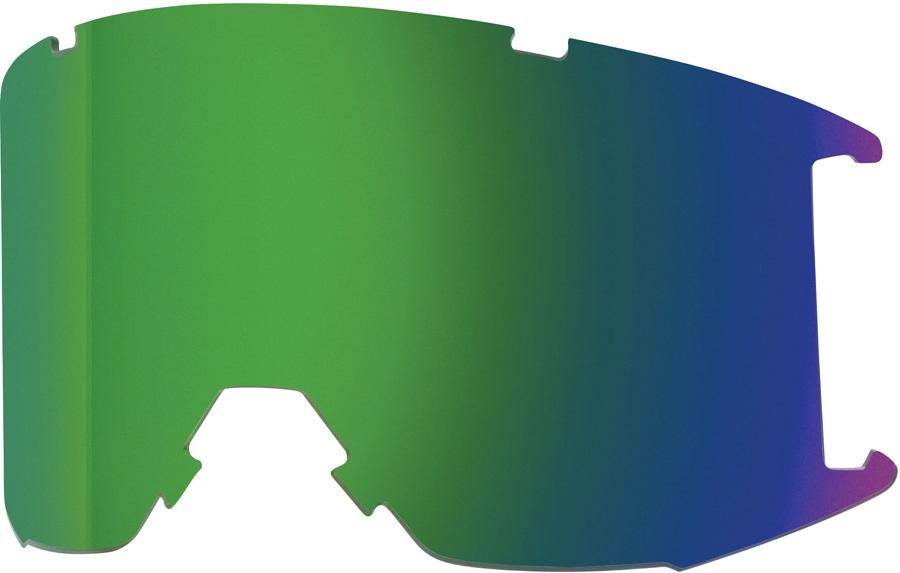 Smith Squad XL Snowboard/Ski Goggle Spare Lens, Chromapop Sun