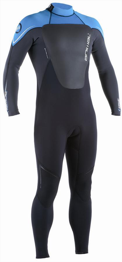 Animal Animator 3 2mm BZ Wetsuit S Black Blue
