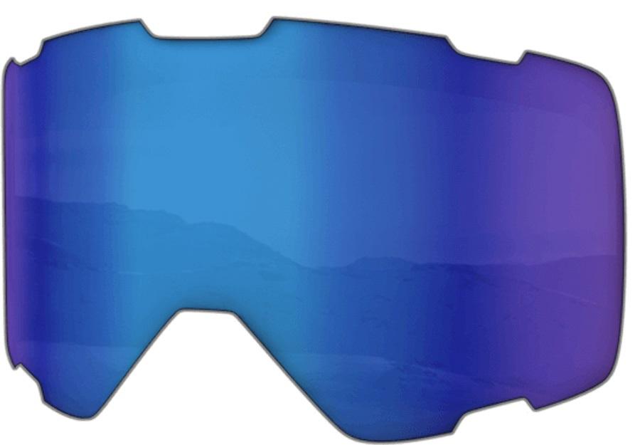 Melon Parker Mountain Bike Goggle Lens, One Size Blue
