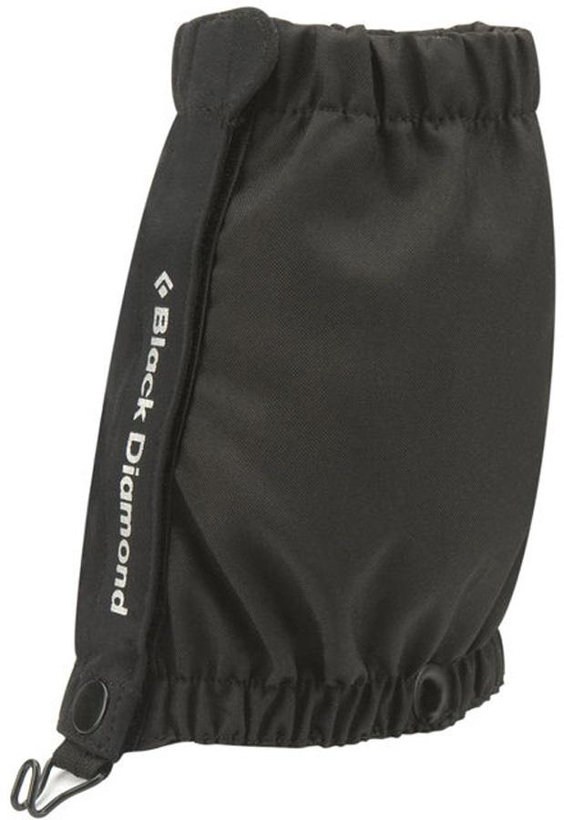 Black Diamond Talus Gaiter Lightweight Hiking Gaiter, One Size Black