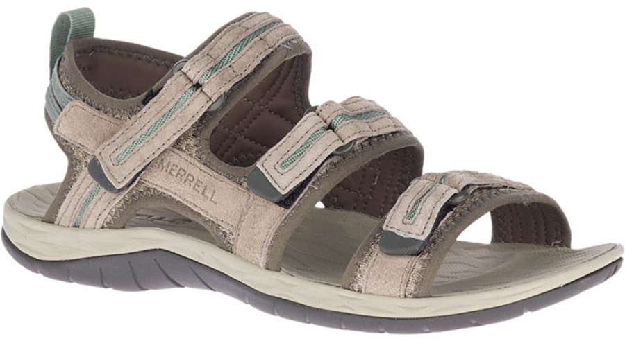 Merrell Siren 2 Strap Women's Sandals UK 8 Taupe