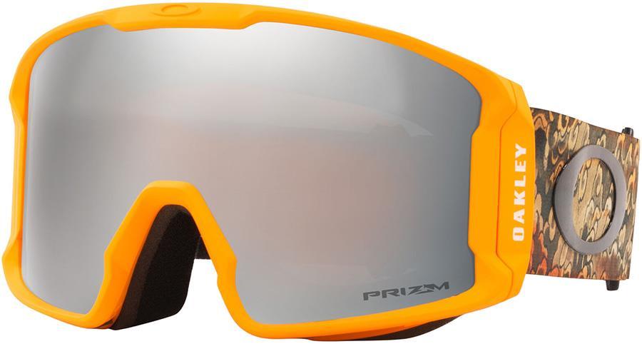 Oakley Line Miner XL Prizm Black Snowboard/Ski Goggles, L Kamikazu