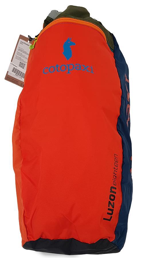 Cotopaxi Luzon 18L Backpack, 18L Del Dia 20