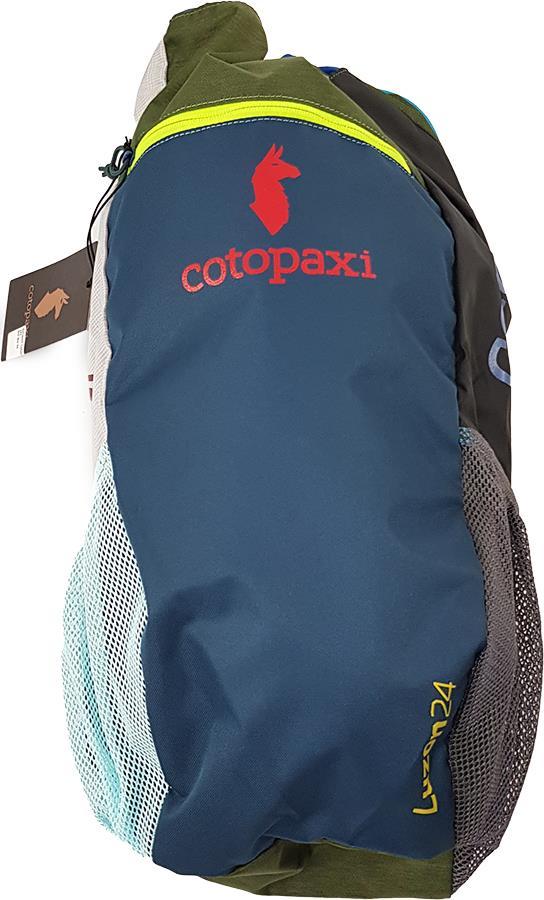 Cotopaxi Luzon 24L Backpack, 24L Del Dia 48