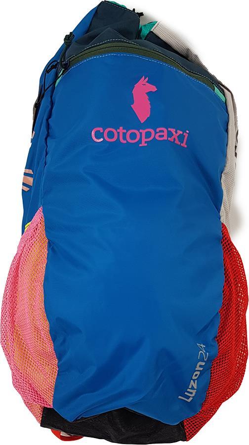 Cotopaxi Luzon 24L Backpack, 24L Del Dia 26