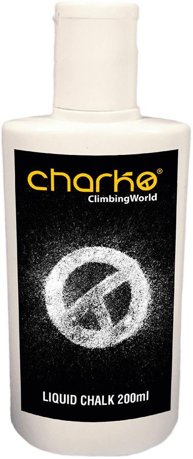 Charko Liquid Chalk Rock Climbing Quick Dry Chalk, 200ml White