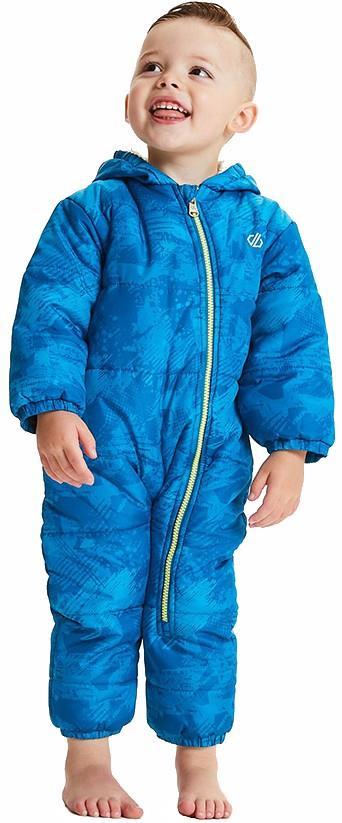 Dare 2b Bambino II Kid's Snowboard/Ski Snow Suit, Age 0-6M Blue