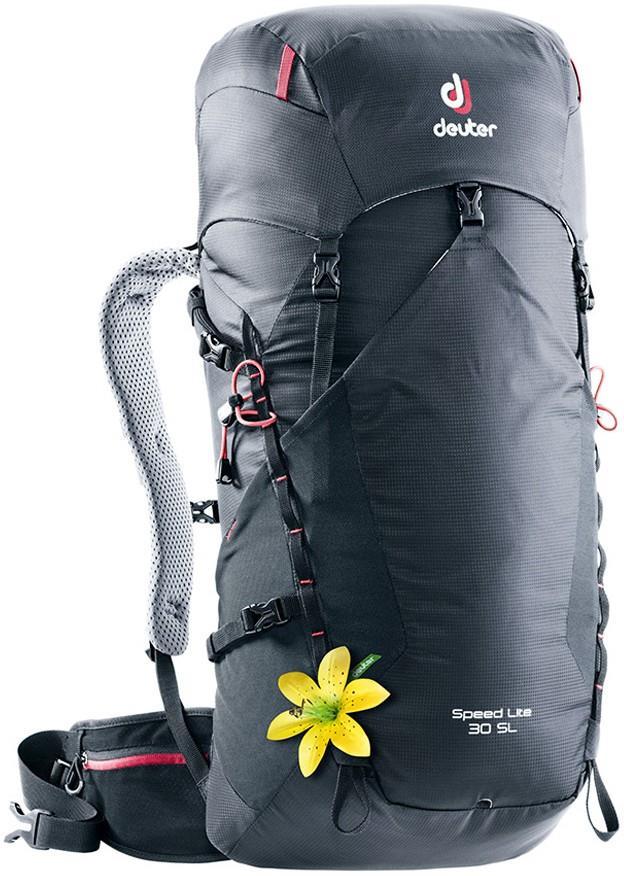 Deuter Speed Lite 30 SL Hiking/Alpine Backpack, Black