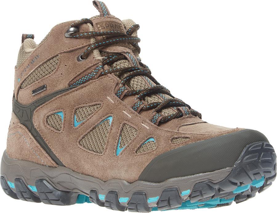 Sprayway Iona Mid HydroDry Women's Hiking Boots, UK 5 Brown