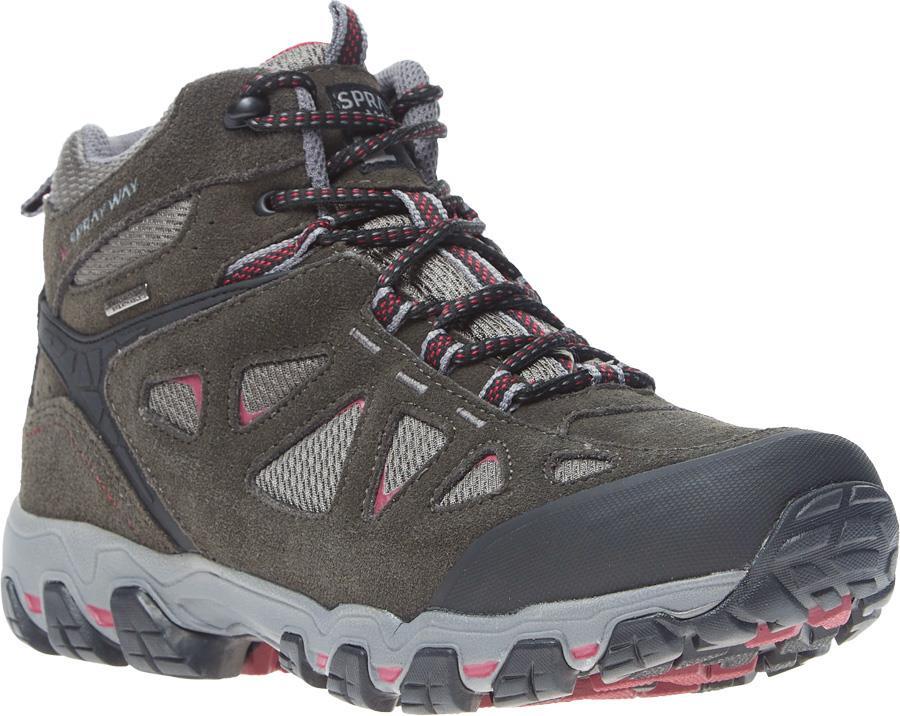 Sprayway Iona Mid HydroDry Women's Hiking Boots, UK 4 Black