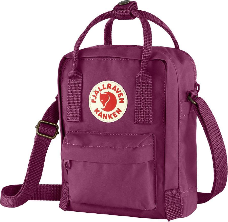 Fjallraven Kanken Sling Shoulder Bag, 2.5L Royal Purple