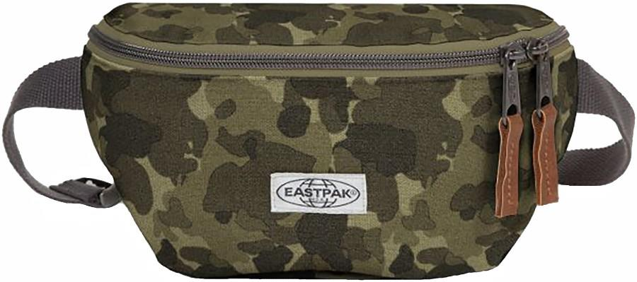 Eastpak Springer Cross Body Waist Pack Bum Bag, 2L Opgrade Camo