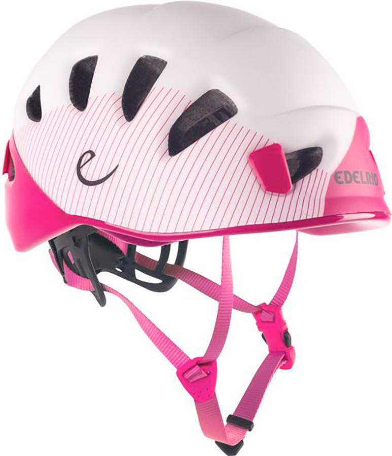 Edelrid Adult Unisex Shield 2 Kids Helmet Kids Climbing Helmet, 52 - 62 Cm Granita