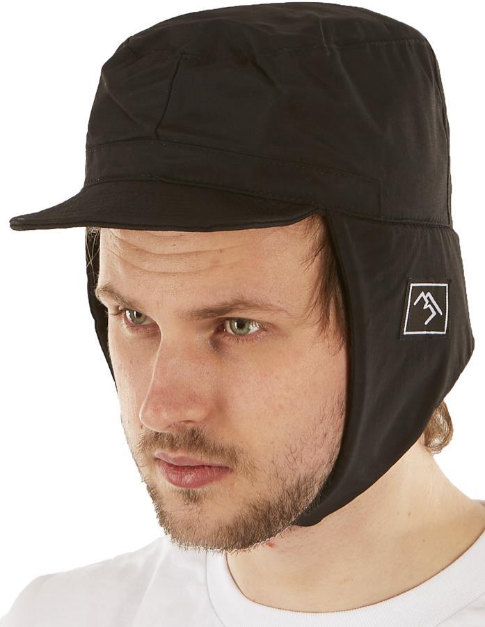 Brethren Apparel Patrol Cap Ear Flap Sniper Hat, Nightwatch