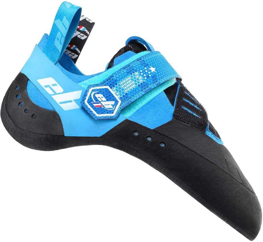EB Nebula Rock Climbing Shoe, UK 7 | EU 41 Blue/Black