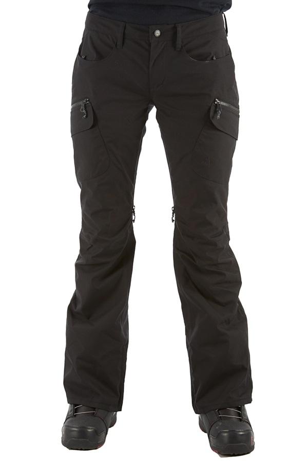 Burton Gloria Women's Ski/Snowboard Pants, S True Black 2020