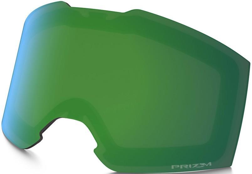 Oakley Fall Line Snowboard/Ski Goggle Spare Lens, Prizm Jade Irdium