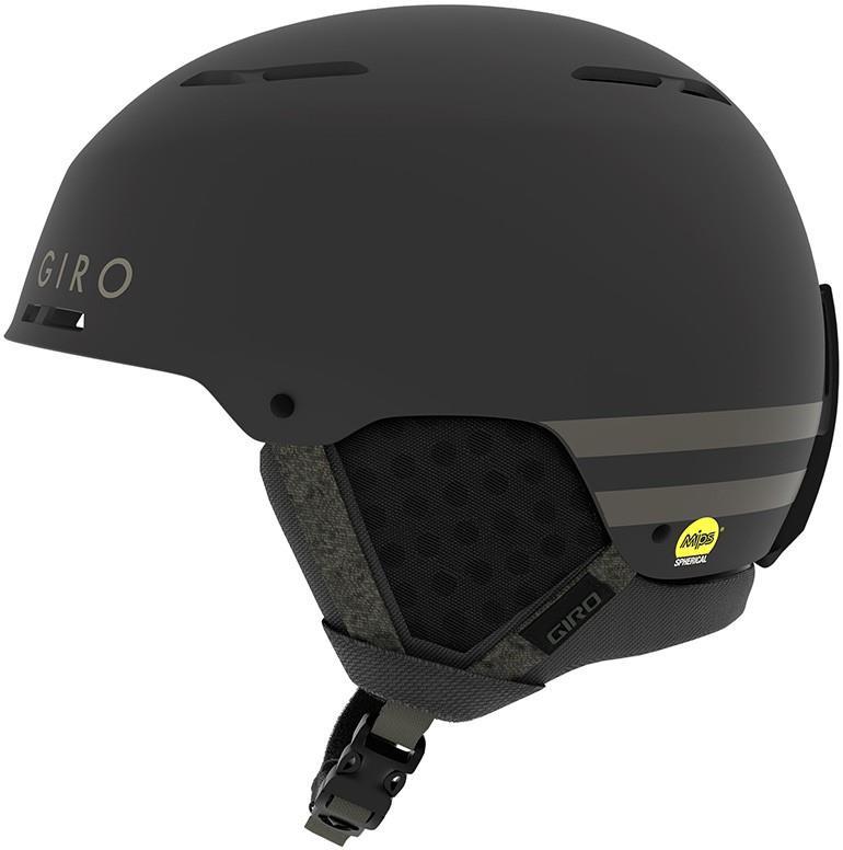 Giro Emerge MIPS Women's Ski/Snowboard Helmet, L Matte Black/Olive
