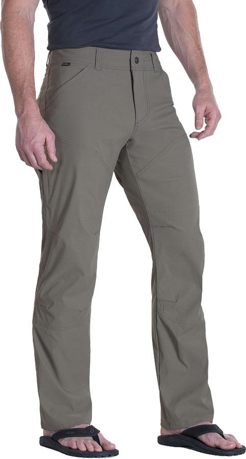 Kuhl Renegade Pant Regular Climbing/Hiking Trousers, 32/32 Khaki