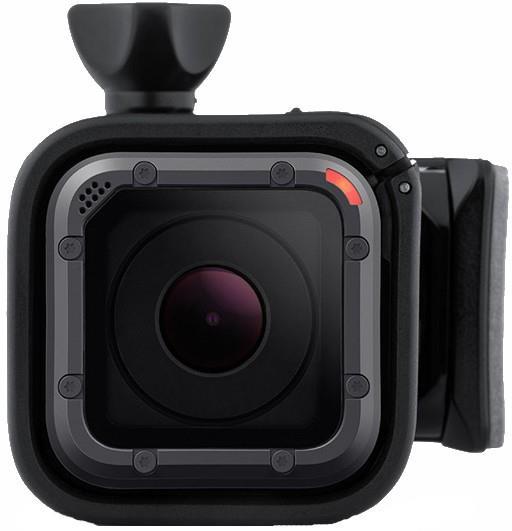 GoPro Low Profile Helmet Swivel Camera Mount Black